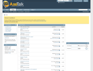 axetalk.com screenshot