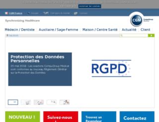 axilog.fr screenshot
