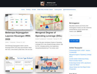 axlarry.com screenshot