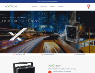 axtontech.com screenshot