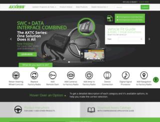 axxessinterfaces.com screenshot