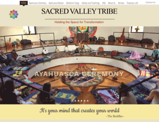 ayahuasca-wasi.com screenshot