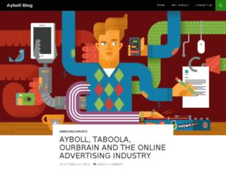 ayboll.website screenshot