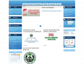 aydinaskf.com screenshot