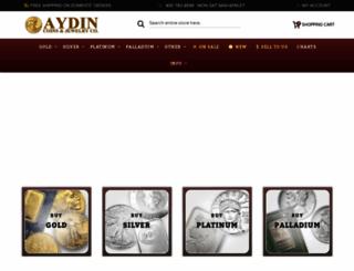 aydincoins.com screenshot