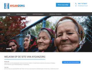 ayganzorg.nl screenshot