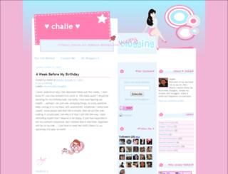 ayieallanigue.blogspot.com screenshot
