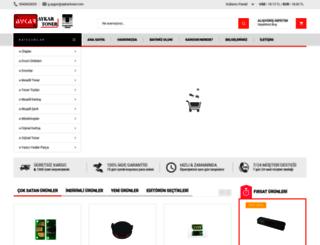 aykartoner.com screenshot
