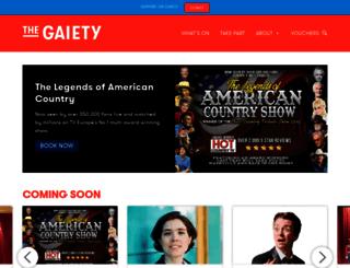 ayrgaiety.co.uk screenshot