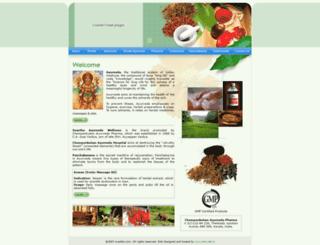 ayurvedapharma.com screenshot