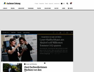 az-web.de screenshot