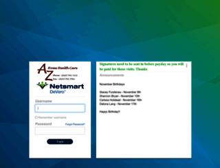 az.devero.com screenshot