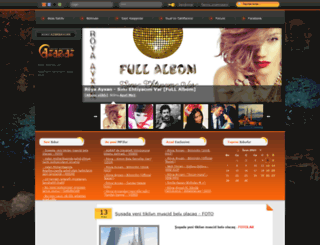 azad.az screenshot