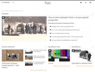 azadliq.mobi screenshot