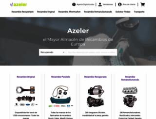 azeler.com screenshot