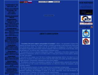 azenerji.com screenshot