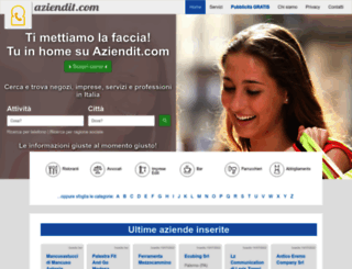 aziendit.com screenshot