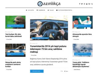 azinlikca.net screenshot