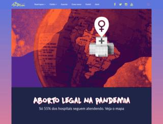 azmina.com.br screenshot