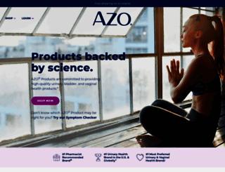 azoproducts.com screenshot