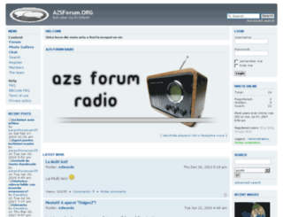 azsforum.org screenshot
