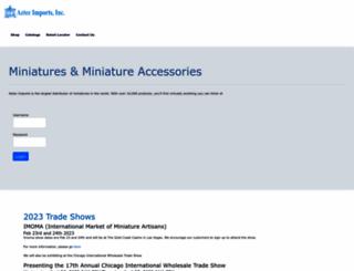 aztecimport.com screenshot