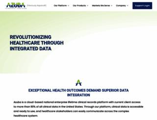 azuba.com screenshot