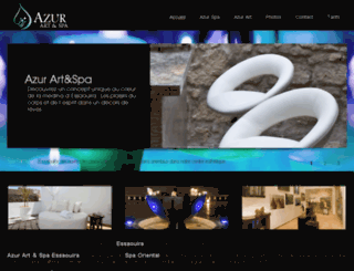 azur-essaouira.com screenshot
