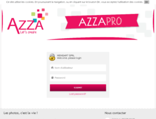 azzaclub.com screenshot