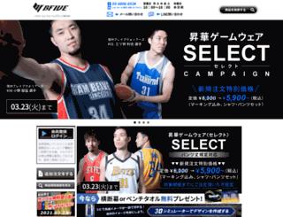 b-five.jp screenshot