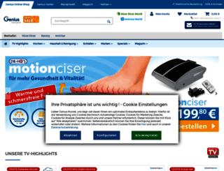 b-genius.com screenshot