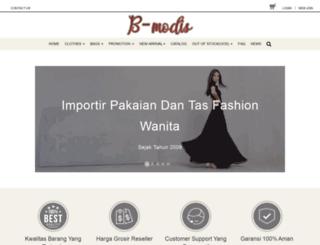 b-modis.com screenshot