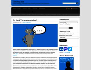 b2b-marketing.pl screenshot