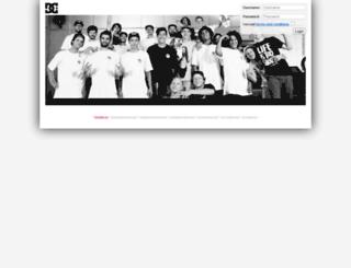 b2b.dcshoes-europe.com screenshot