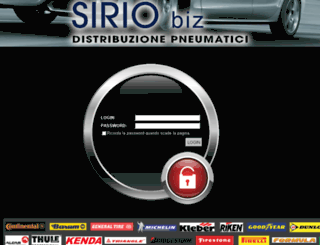 b2b.grupposirio.biz screenshot