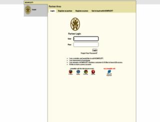b2b.konplott.de screenshot