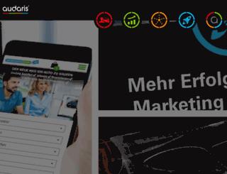 b2b.niedermayer.de screenshot