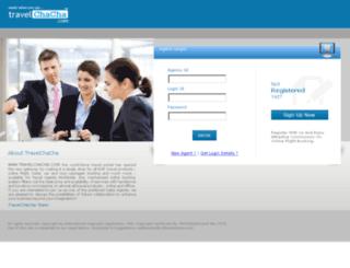 b2b.travelchacha.com screenshot