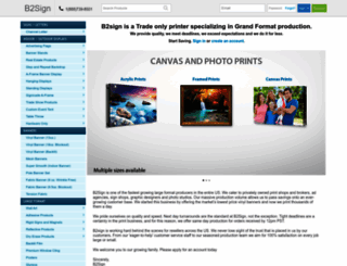 b2sign.com screenshot