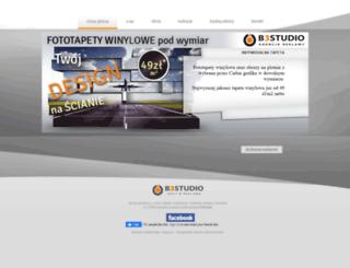 b3studio.eu screenshot