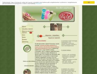 ba-ber.info screenshot