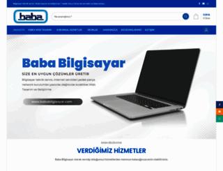 bababilgisayar.com screenshot