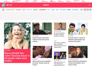 babado.ig.com.br screenshot