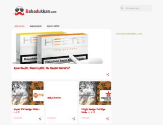 babadukkan.com screenshot