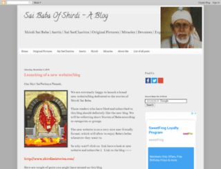 babasaiofshirdi.org screenshot