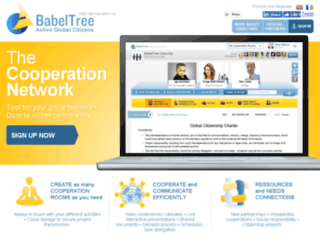 babeltree.com screenshot