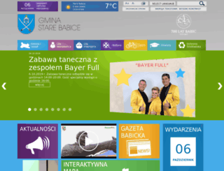 babice-stare.waw.pl screenshot