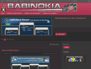 babinokia.com screenshot