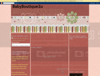 babyboutique2u.blogspot.com screenshot