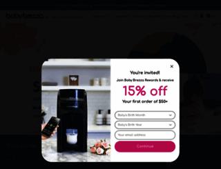babybrezza.com screenshot